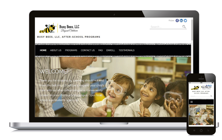 image-of-custom-designed-website